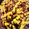 Bacon Whiz Fries