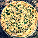 Small White Clam Pizza