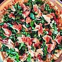 Small Primavera Pizza