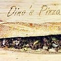 1/2 Steak Sandwich -no cheese