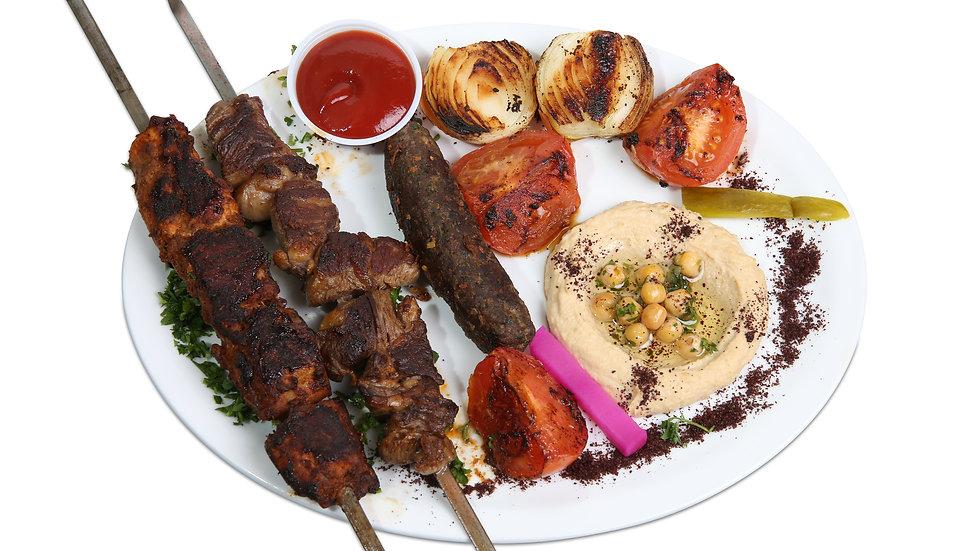 Mashawee Plate