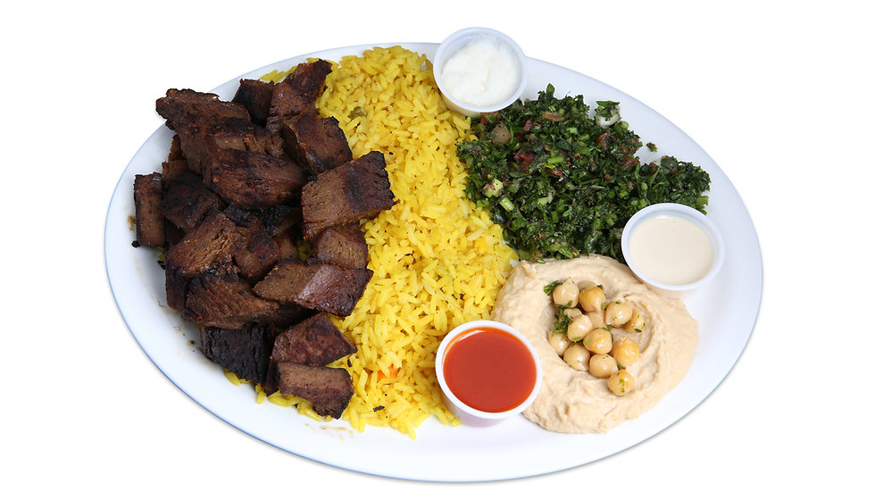 Gyro Shawarma Plate