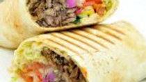 Reg Mix Shawarma   (Extra $1.49 for Large)