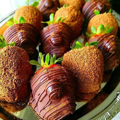 Tiramisu Very Berry Cheesecake Surprise