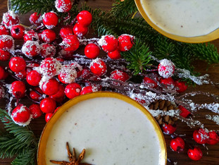 """No holiday is complete without this creamy, heavenly traditional Haitian drink.... Hello """"Krema"""
