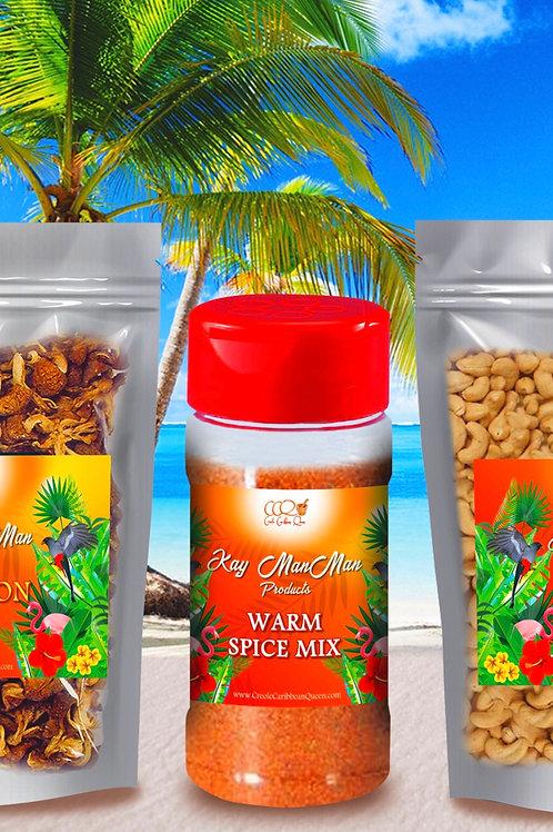 #CCQ Kay Manman Spice Mix