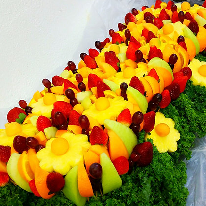 Mini Sea Of Fruit