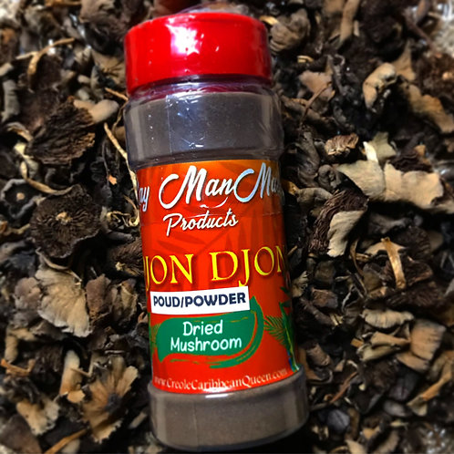 Djon Djon Poud/Powder (equivalent of 3 cups of fresh Djon Djon concentrated )