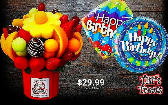 Mini Birthday Surprise