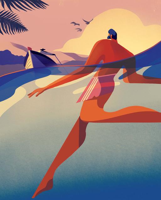 Dawn Swim