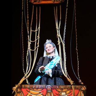 Ruth/Queen Victoria, The Pirates of Penzance, Dayton Opera