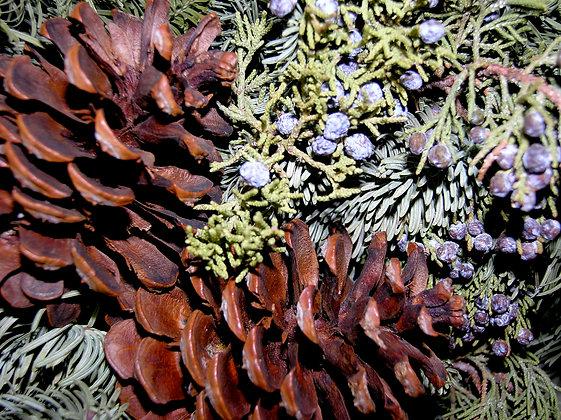 Handmade Wreaths and Greens