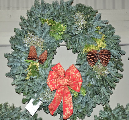 Handmade Wreaths and Greens