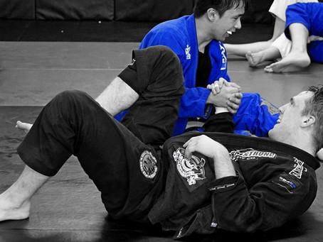 What is a Lighthouse Jiu Jitsu Session