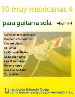 10 MUY MEXICANAS  4