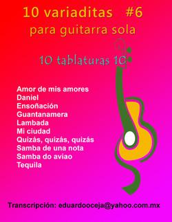 10 VARIADITAS 6