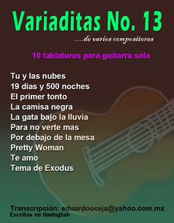 variaditas 13