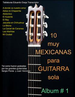 10 MUY MEXICANAS  1