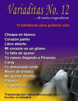 10 VARIADITAS 12