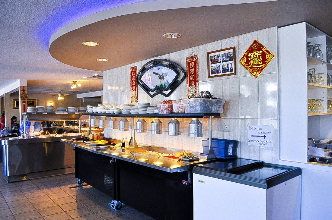 Maison de Xin Interior Buffet