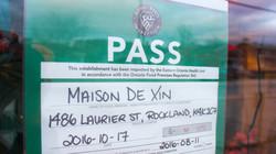 Eastern Ontario Health Unit Pass