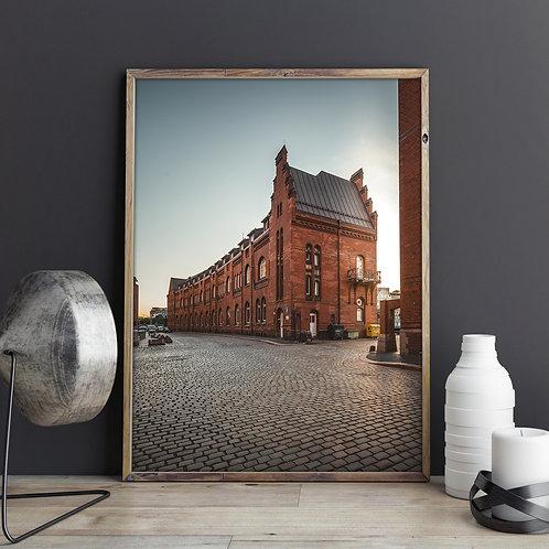 Neuer Wandrahm in Hamburg