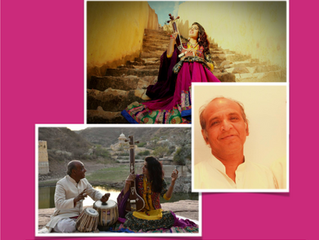 SARITA RAO & HAMEED KHAN KAWA Rajasthan Inde