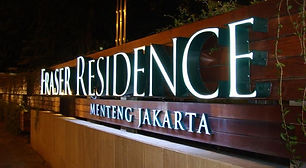 Fraser Residence Jakarta