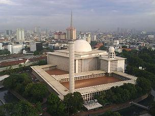 Independence Mosque, Jakarta