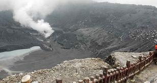 Tankoban Volcano,bandung