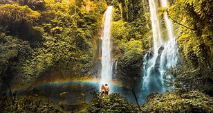 Mondok Waterfall, Bali