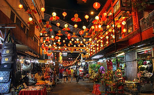 China Town, KL