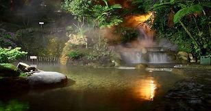 Hot Springs, bandung