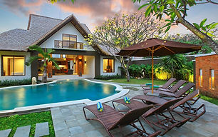 Mutiara Villa Resorts Bali