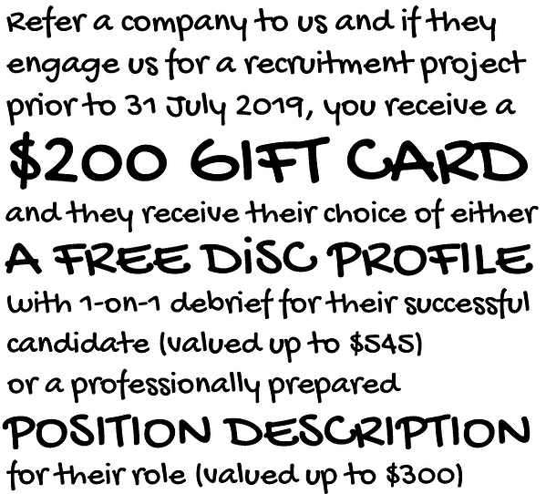 Toowoomba recruitment agency launch offer