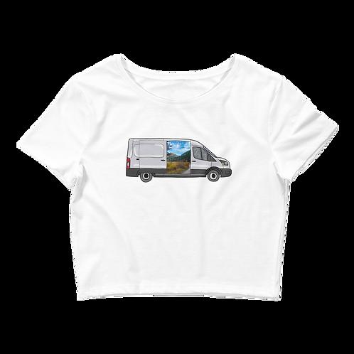 Adventure Van Crop Top