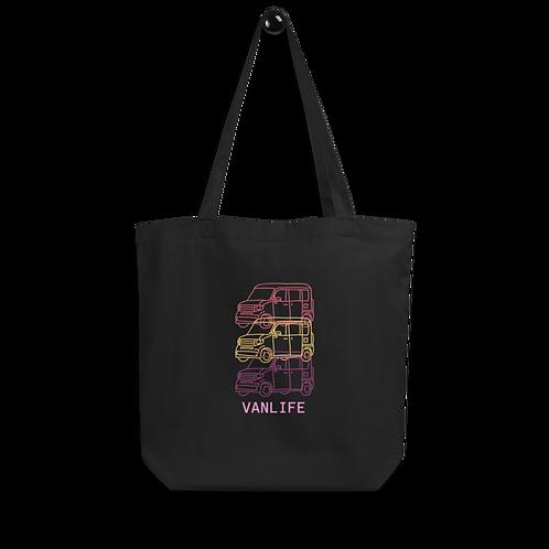 Triple Van Eco Tote Bag