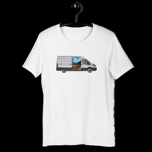 Adventure Van Unisex T-Shirt