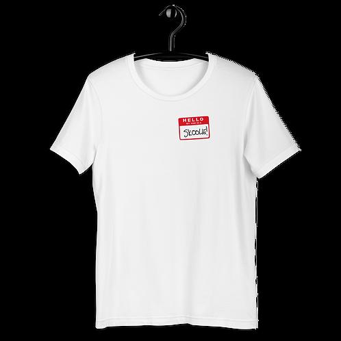 Hello Skoolies Unisex T-Shirt