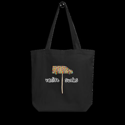 "Vanlife ""Sucks"" Eco Tote Bag"