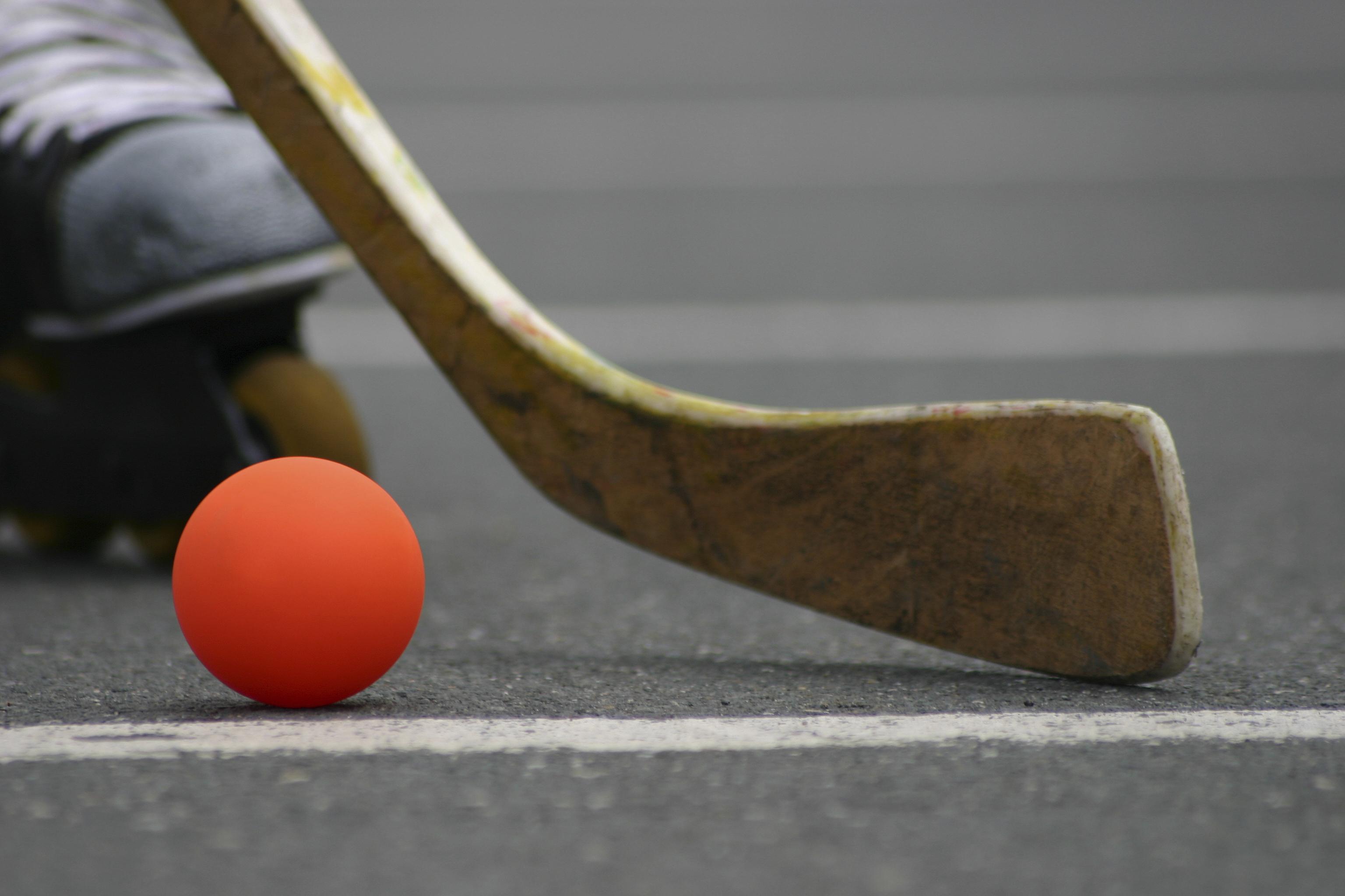 Rulle-Hockey-Detaljer