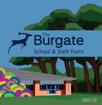 The Burgate Prospectus  2021 - 2022