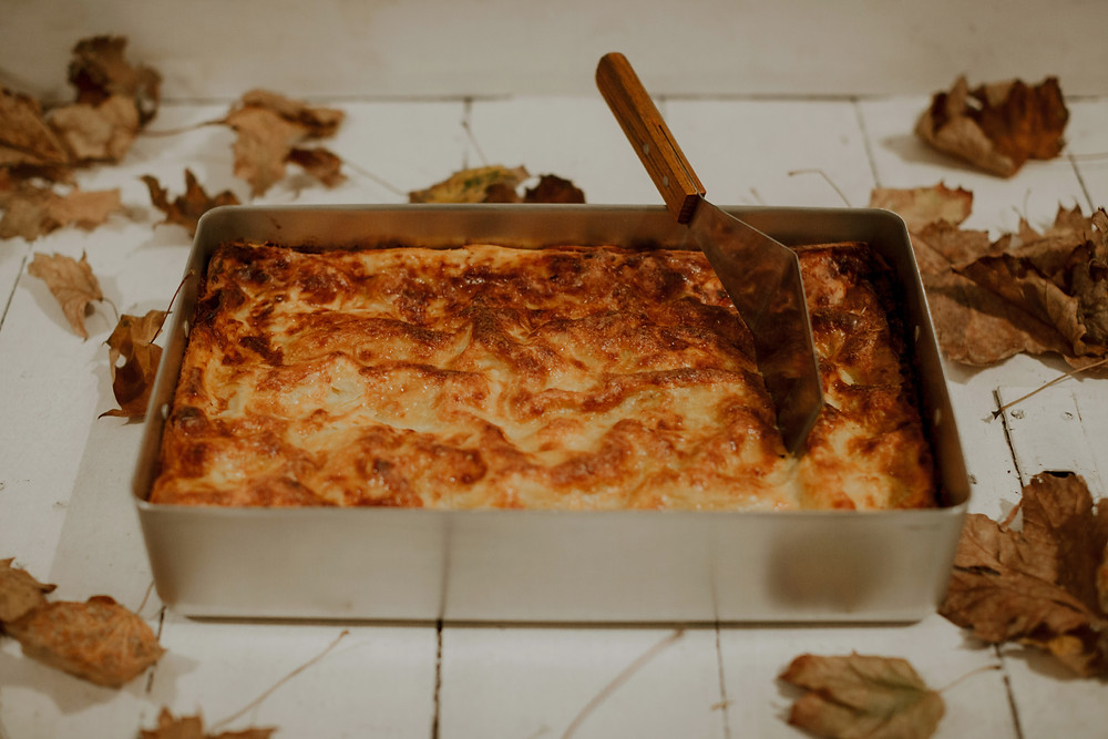 Lasagne - an Italian Supper Club classic!