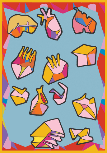 Abstract shapes 5