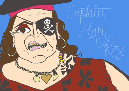 Captain Mary Rose