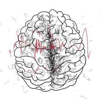 Heart beat brain