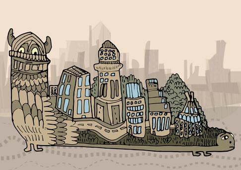 Creature city