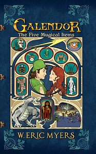 Galendor Book Cover The Five Mugical Items
