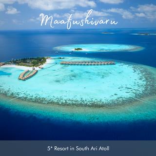 Maafushivaru Resort Maldives