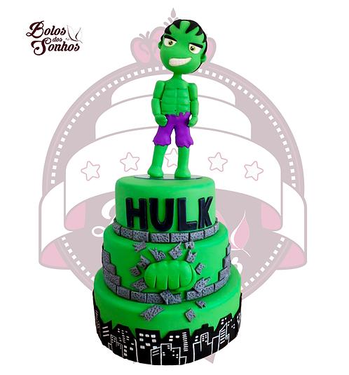 Bolo Hulk R9002